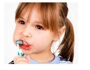 Детские зубные щетки 3