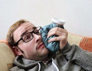 Удаление зуба, возможные осложнения