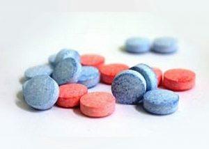 Жевательные таблетки укрепляют зубы