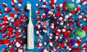 Ионные зубные щетки
