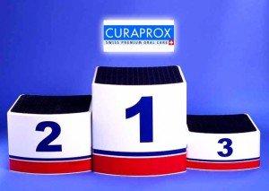 Сияющая улыбка с продукцией CURAPROX