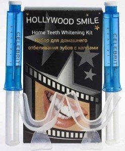 Система домашнего отбеливания Hollywood smile