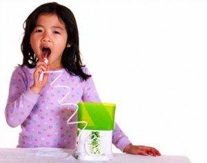Ирригатор для здоровья вашего малыша