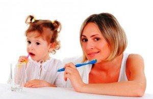 Зубная паста детская или профилактика кариеса у малышей