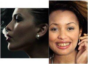 Утраченную от курения свежесть улыбки помогут вернуть отбеливающие зубные пасты