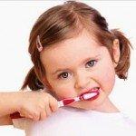Гигиена ротовой полости у дошкольников