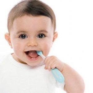 Детская зубная щетка: как и когда малышу можно начинать ее использовать?