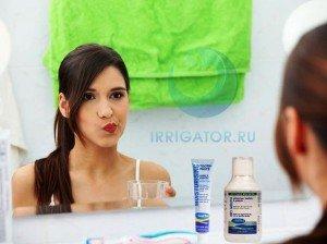 Гигиена ротовой полости. Как избежать потемнения зубной эмали?