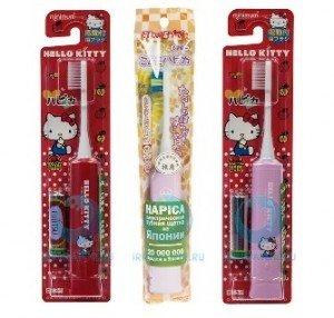 Зубные щетки для детей, оптимальный выбор
