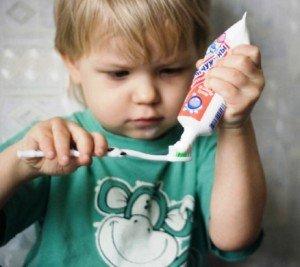 Сказа про зубные щетки или, как научить ребенка чистить зубы