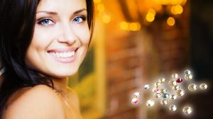 Скайсы, как украшение и отбеливание зубов