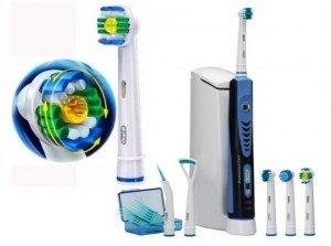 Электрические зубные щетки Braun Oral-B