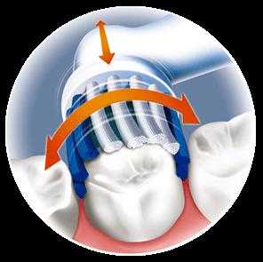 Виды зубных щеток: обычные, звуковые и электрические щетки oral-b