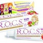 Зубная паста R.O.C.S. – общепризнанный стандарт качества