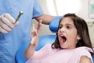 Приучаем ребенка не бояться стоматолога