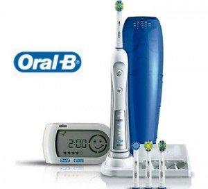 Электрическая зубная щетка oral-b – идеальное решения для чистоты зубов