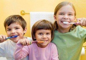 Гигиена полости рта у детей дошкольного возраста