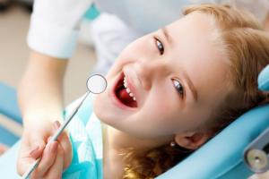 Зубной камень в детском возрасте