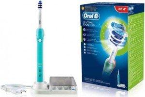 Чем отличаются электрические зубные щетки от обычных мануальных