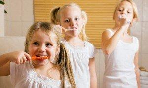 Гигиена рта у детей – особенности ухода