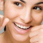 Зубная нить стремительно набирает популярность
