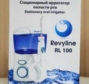 Ирригатор Revyline RL100 — признанный лидер в своем сегменте