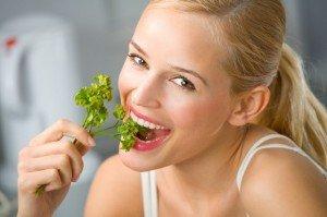 Вегетарианство и особенности ухода за ротовой полостью