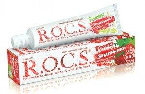 Зубная паста ROCS: история бренда