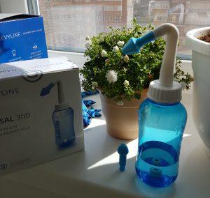 Прибор для промывание носа Revyline