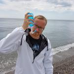 Промывание морской (фильтрованной) водой