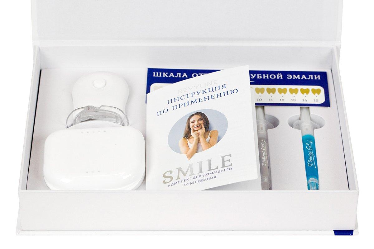 Revyline RL Smile – белизна зубов за девять дней