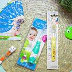 Уход за молочными зубами у детей до трех лет