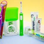 Гигиенический уход в период смены молочных зубов