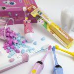 Электрические щетки для чистки молочных зубов